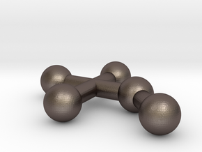 Tert-Butyl Alcohol in Polished Bronzed-Silver Steel