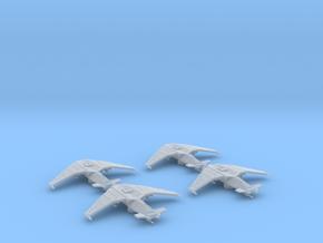 SA-43 Hammerhead Squadron: 1/270 scale in Smooth Fine Detail Plastic