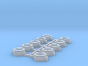 Pyle Ditch Light - Pilot Mount - Revised Model in Smoothest Fine Detail Plastic