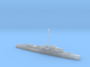 1/2400 ScaleEdsall Class DE in Smooth Fine Detail Plastic