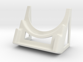 charger stand 2 in White Natural Versatile Plastic