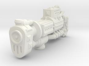 XH205 TTR02A Handrodar Troop Transport (w. Kolots) in White Natural Versatile Plastic