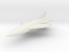 (1:144) Aggregat A7 (aka A5 V12/c) in White Natural Versatile Plastic