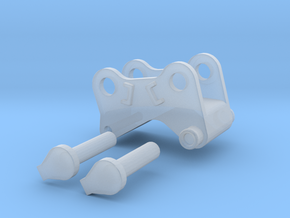 365 Coupler in Smooth Fine Detail Plastic