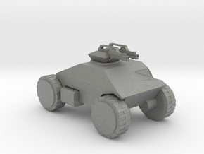 Aliens M555 scout 285 scale in Gray Professional Plastic