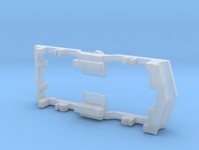 bogie_stadler_v2 in Smooth Fine Detail Plastic