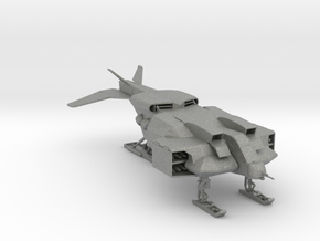 Cheyenne Dropship 160 scale in Gray PA12