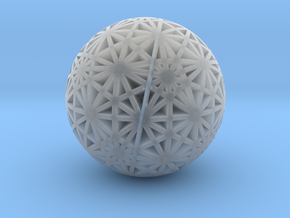 Geodesic Great Circles in Smooth Fine Detail Plastic