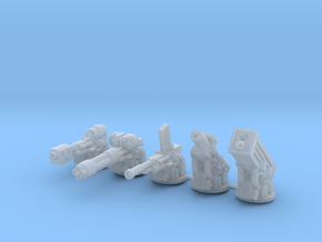 weapons for post apocalypse classic vehicles in Smooth Fine Detail Plastic
