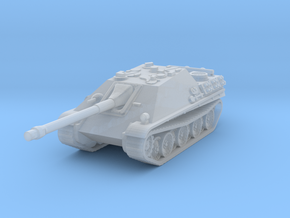Jagdpanther scale 1/144 in Smooth Fine Detail Plastic