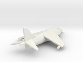 Harrier GR3 1 200 TOM 20 jul 2018 in White Natural Versatile Plastic