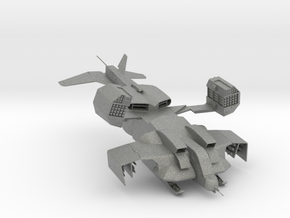UD-4L Dropship 160 scale in Gray PA12