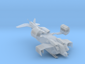 UD-4L Dropship 285 scale in Smooth Fine Detail Plastic
