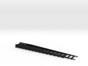 Auffahrrampe für Loco Buggy V 2.2 in Black Natural Versatile Plastic