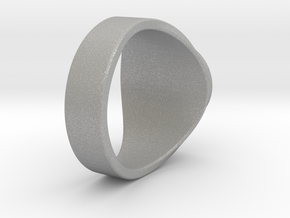 Nuperball glob ring Season 12 in Aluminum