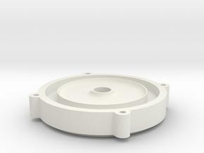 new dim glass plate in White Natural Versatile Plastic
