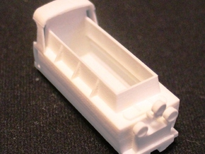Px48 Tender Revised Roof in White Natural Versatile Plastic