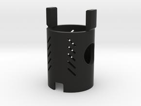 89Sabers OWK lower part in Black Natural Versatile Plastic