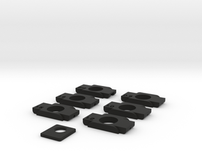 Anticondensa Billet Box Rev4  Pack in Black Natural Versatile Plastic