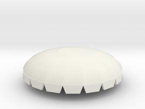 quadrunner top in White Natural Versatile Plastic