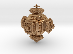 MengerKoch in Natural Bronze