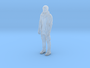 Printle V Homme 271 - 1/48 - wob in Smooth Fine Detail Plastic