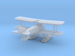Sopwith Baby in Smooth Fine Detail Plastic: 1:144