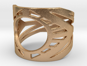 Sunrider's Destiny Ring  in Natural Bronze: 4.5 / 47.75
