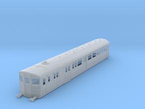 o-148fs-gwr-diag-q-r-steam-railmotor1 in Smooth Fine Detail Plastic