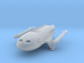 1/350 TOS Jefferies Concept Shuttlecraft in Smooth Fine Detail Plastic