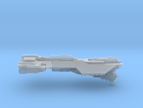 UNSC Spirit Of Fire high detail in Smooth Fine Detail Plastic