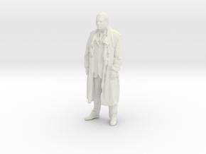 Printle F Harold Wilson - 1/24 - wob in White Natural Versatile Plastic