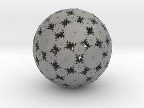 Gearsphere Textured in Gray Professional Plastic