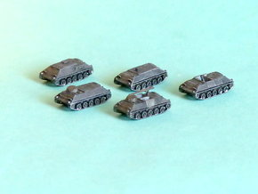 APC SPz lang HS 30 Variants 1/285 6mm in Smooth Fine Detail Plastic