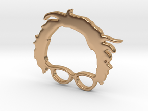BERN in Polished Bronze