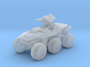Goliath unmanned ground vehicle / drone in Smooth Fine Detail Plastic