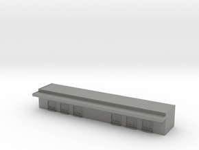 1:400 Cargo Building in Gray PA12