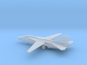 General Dynamics F-111B Aardvark in Smooth Fine Detail Plastic: 6mm