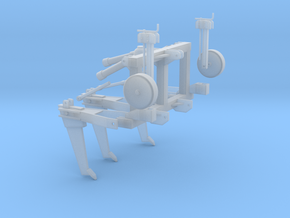 1/87 Fortschritt B371 in Smooth Fine Detail Plastic: 1:87 - HO
