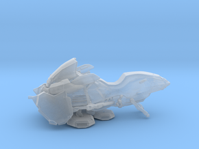 Hover Bike Infinity in Smooth Fine Detail Plastic