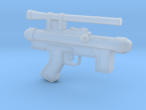 Star Wars Blaster SE-14C 1:2.5 scale in Smooth Fine Detail Plastic