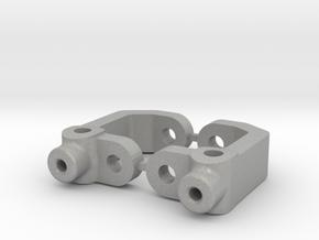 RC10B3 - 2.5 DEGREE - DIRT OVAL - CASTOR BLOCK in Aluminum