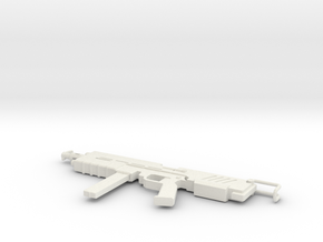 1/100 MMP-80 in White Natural Versatile Plastic