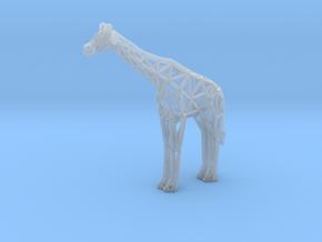 Masai Giraffe in Smooth Fine Detail Plastic