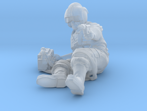 Downed Pilot Objective  in Smoothest Fine Detail Plastic