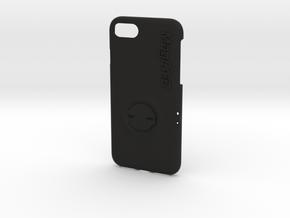 iPhone 8 Garmin Mount Case - 19mm in Black Premium Versatile Plastic