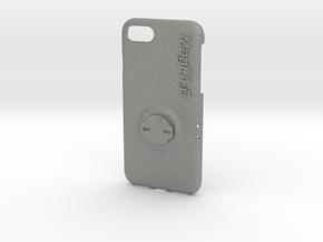 iPhone 8 Garmin Mount Case - 19mm in Gray PA12