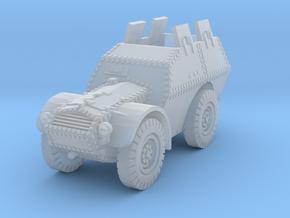 Autocarro Protetto (shields) scale 1/144 in Smooth Fine Detail Plastic