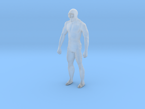 Printle V Homme 1864 - 1/32 - wob in Smooth Fine Detail Plastic