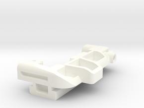 Lancia delta 1 sunroof guide Left in White Processed Versatile Plastic